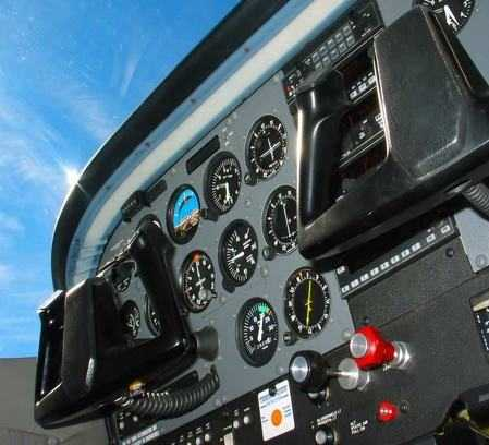 Flight Instrument Parts